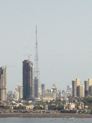 Mumbai-TV-Tower